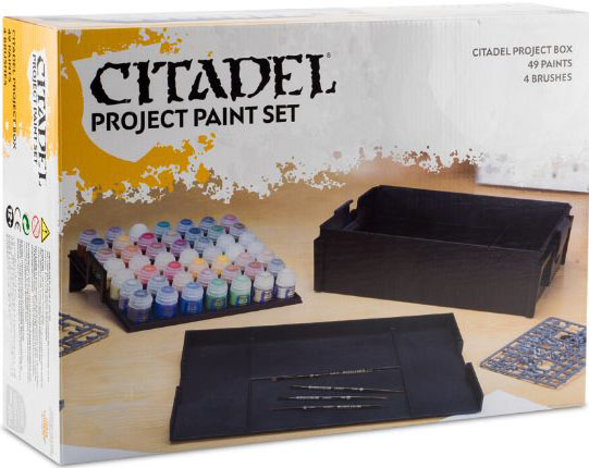 Citadel Project Box Games Workshop 99239999080